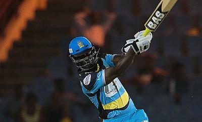 Darren Sammy had a memorable outing in his home ground.