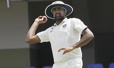 Ravichandran Ashwin scored a century and picked three wickets in the first Test against West Indies.