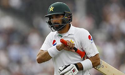 Misbah-ul-Haq had a successful tour of England where Pakistan went on to draw the series 2-2.