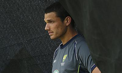 Nathan Coulter-Nile was not in the playing XI of the Australian team in the first two games as well