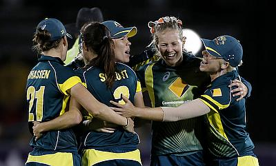 Australia Women are scheduled to play four ODIs and a T20I against Sri Lanka Women.