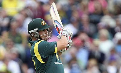 Aaron Finch levelled the fastest fifty for Australia in the ODI format during the fourth game against Sri Lanka.