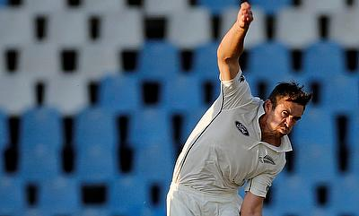 Injury rules Tim Southee out of Test series against India