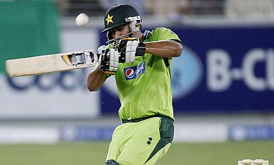 Shahzaib Hasan has played three ODIs and 10 T20Is for Pakistan