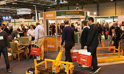 Dennis and SISIS take centre stage for SALTEX Exhibition