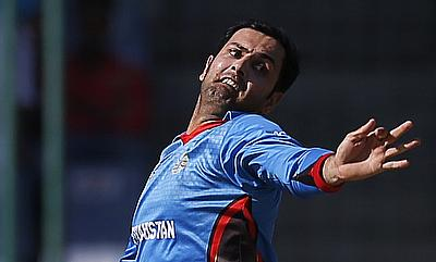 Mohammad Nabi picked two wickets and scored a vital 49 runs as well