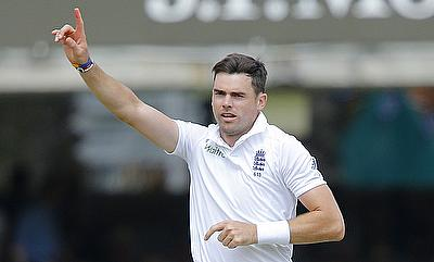 James Anderson missed the tour of Bangladesh due to injury