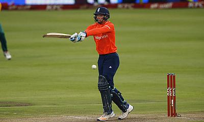 Jos Butler in ODI Action