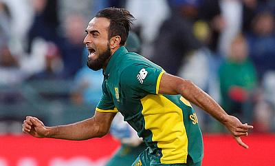 Imran Tahir was fined 30 per cent of his match fees by ICC