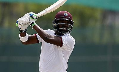Darren Bravo's century went in vain for West Indies