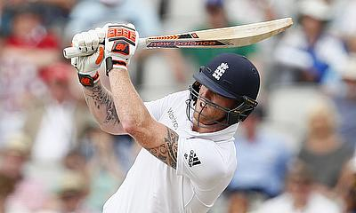 Ben Stokes was also the man of the match for his all-round performance