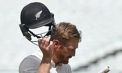Martin Guptill had a disappointing tour of India