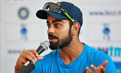 Virat Kohli wants better fielding effort from India