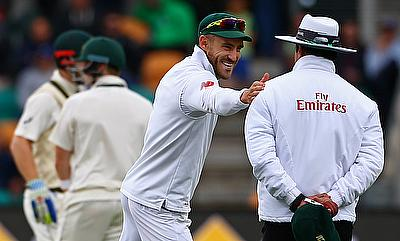 Faf du Plessis charged with ball tampering offence
