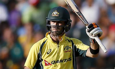 Glenn Maxwell last played an ODI for Australia in June