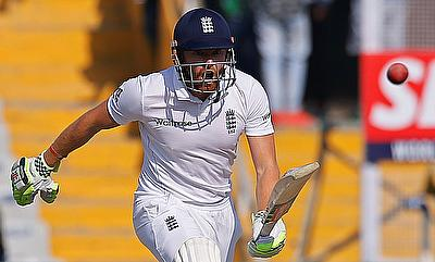 Jonny Bairstow top scored for England with 89