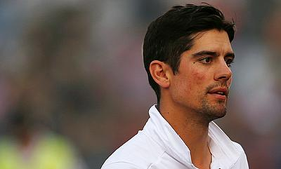 Alastair Cook had another disappointing series as captain