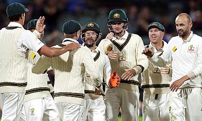 Australia have maintained unbeaten record in day-night Test matches
