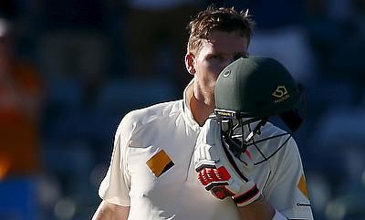 Steve Smith scored his 17th Test century