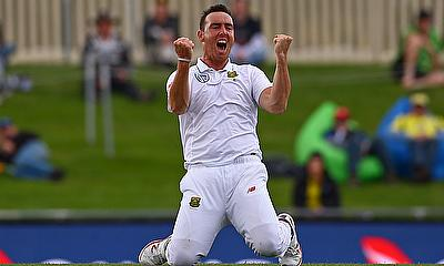 Kyle Abbott ended Sri Lanka's resistance early on fifth day