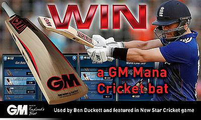 Win A Brand New GM Mana Cricket Bat
