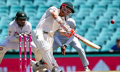David Warner was at his aggressive best against Pakistan in Sydney