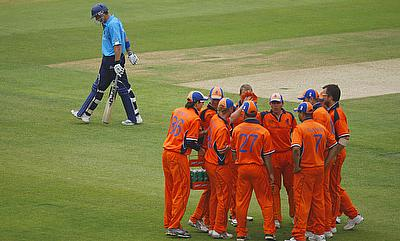 Netherlands managed to register a thrilling win