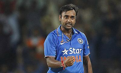 Amit Mishra was also part of the squad that played Tests against England