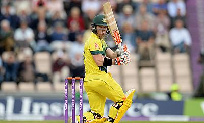 David Warner is also the player of the match and also the player of the series
