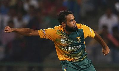 Imran Tahir picked three wickets and conceded just 26 runs