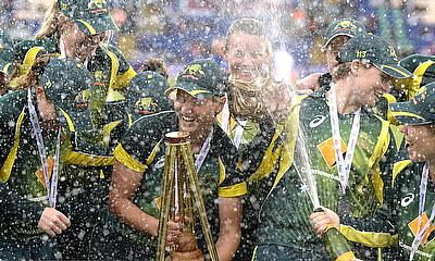 Australia were the winners of the previous edition held in India