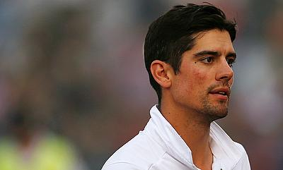 Alastair Cook was appointed as England captain in 2012
