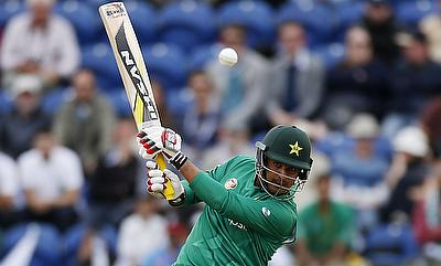 Sharjeel Khan scored three consecutive fifties for Pakistan in ODI series in Australia