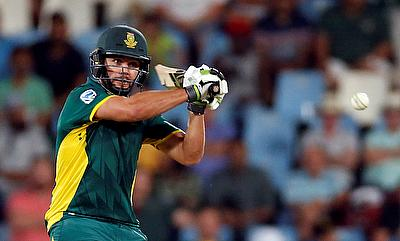 Rilee Rossouw top scored with 60 runs