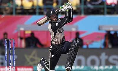 Martin Guptill missed the final two games against Australia due to hamstring injury