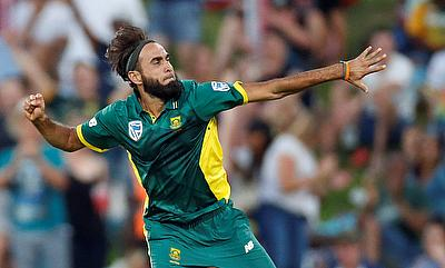Imran Tahir continued his wicket-taking spree
