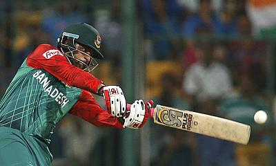 Tamim Iqbal scored unbeaten 62 runs