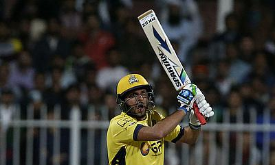 Shahid Afridi played a brilliant knock under pressure