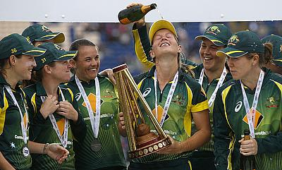 Australia is the current holder of the Women's Ashes having reclaimed the trophy in 2015