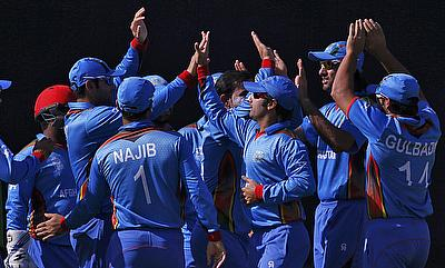 Afghanistan have wrapped the series with their win in second T20I
