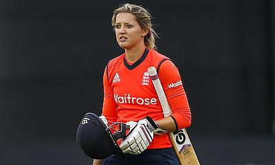Sarah Taylor has been left out of the squad