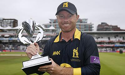 Ian Bell led Warwickshire to Royal London One-Day Cup victory last year