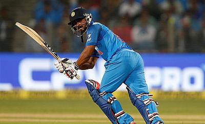 Kedar Jadhav played a vital knock for Bangalore