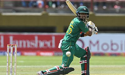 Babar Azam scored a fantastic century for Pakistan