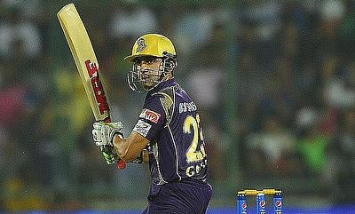 Gautam Gambhir led from the front for Knight Riders