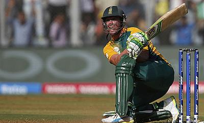 AB de Villiers missed the opening two games as well