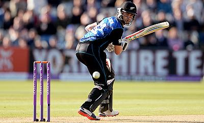 Kane Williamson played a brilliant knock in his first game this season