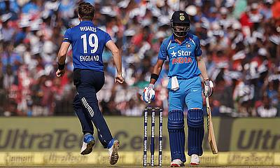 Lokesh Rahul (right) played in all three games against England