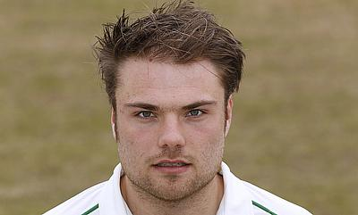 Joe Leach picked 10 wickets in the game for Worcestershire