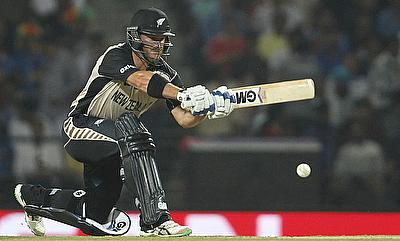 Corey Anderson has returned to the New Zealand squad